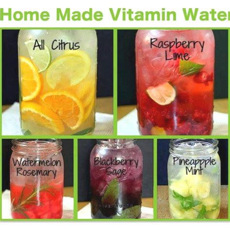 Best Flavored Detox Water by Flavored Water Way To Get Flavour Those 8