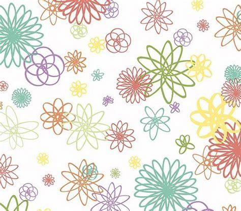 Simple Flower Wallpaper Patterns