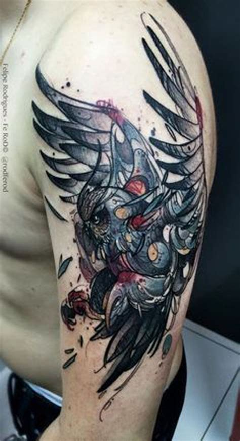 tattoo meaning wisdom 20 staggering owl tattoos representing mystery and wisdom