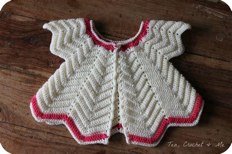cardigan pattern crochet baby crochet baby cardigan tea crochet and me