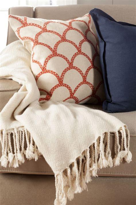 pillows and throws best 25 orange throw pillows ideas on brown