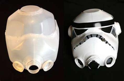 How To Make A Stormtrooper Helmet Out Of Paper - diy wars masks stormtrooper helmet