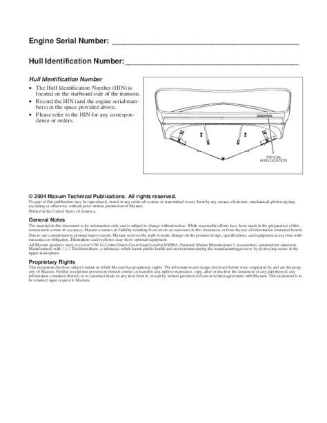 maxum boats manuals 2009 maxum 2400 sr3 sport boat owners manual guide