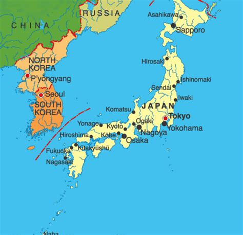 japan world map image maps of japan