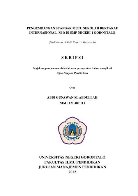 tesis akuntansi sektor publik kumpulan judul contoh skripsi manajemen pemasaran contoh