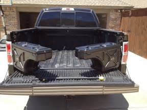 Truck Bed Covers With Low Profile Tool Box Want To See Some Tool Boxes Ford F150 Forum Community
