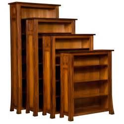 Mission Bookshelves Bridgefort Mission Bookcase Amish Furniture Amish