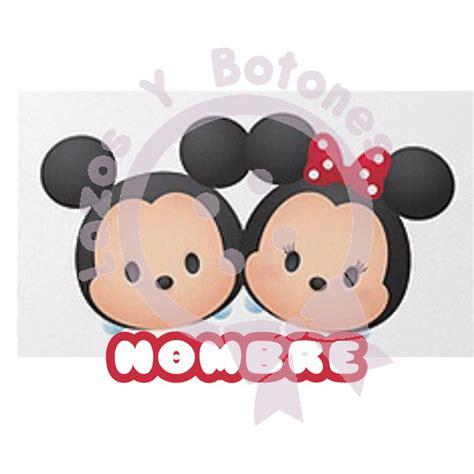 Tsum Tsum Mickey Tsum Tsum Mickey Minnie
