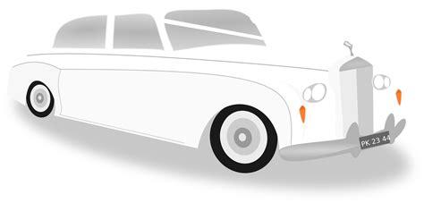wedding car up clipart wedding car