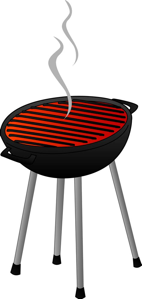 barbecue clipart free barbeque grill design free clip