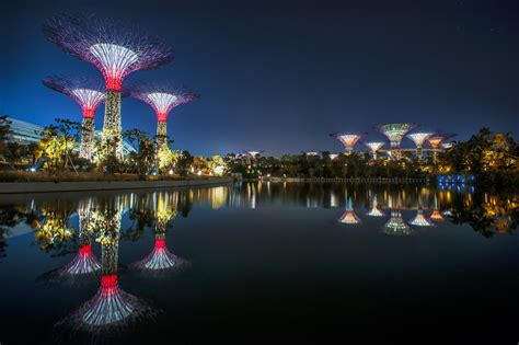 Singapore Gardens By The Bay by Gardens By The Bay Grant Associates Archdaily