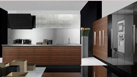 Trendy Kitchen Design Inspiration For Your Smart House Ultra Modern Kitchen Cabinets