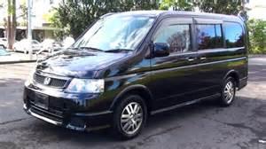Honda 8 Seater Honda Stepwagon Spada 2005 8 Seater 2 0l