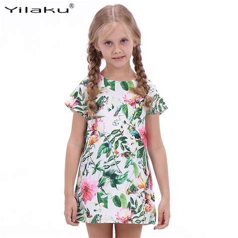 aliexpress girl clothes little girls casual dresses 2017 brand baby girls clothes