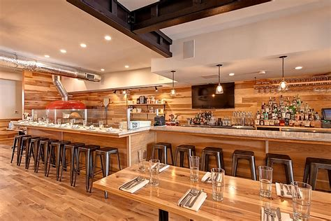 table pizza bar brick house pizza bar naperville magazine