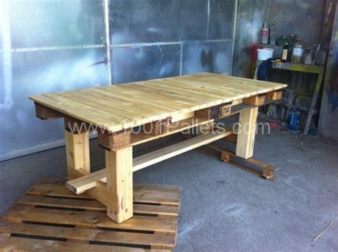 17 brilliant diy pallet tables