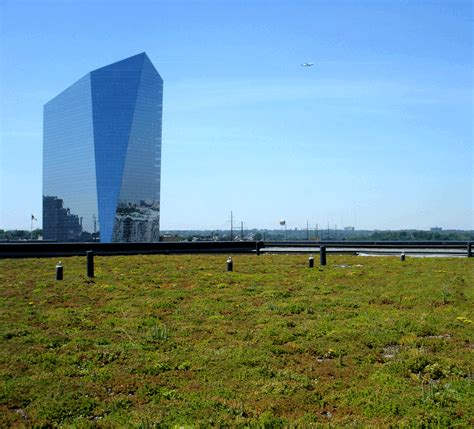 greenroofs com projects peco main office building