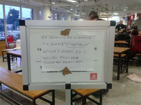 autogrill testo aeroporto in agitazione i dipendenti autogrill 1 di 14