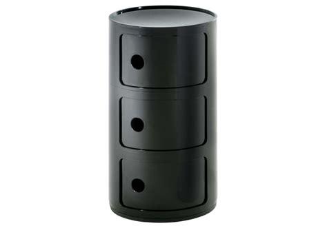 kartell cassettiere componibili kartell contenitore 216 32 cm milia shop