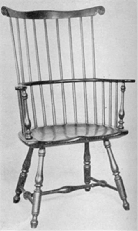 philadelphia high back chair the a perfectly designed chair collectors weekly