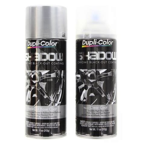 duplicolor find my color dupli color shadow chrome black out coating 311g dupli