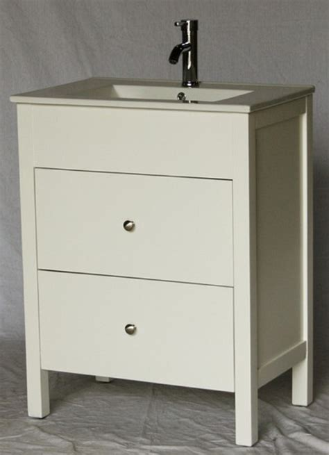 28 Inch White Bathroom Vanity by 28 Inch 18 Inch Bathroom Vanity Modern Style White