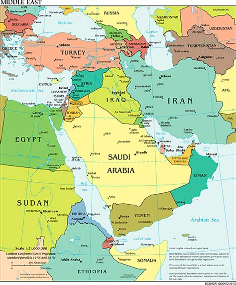 middle east map questions quiz pos 104