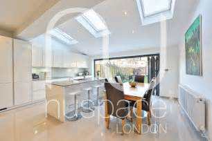 Kitchen Ideas Ealing kitchen rear extension ealing with pitched roof