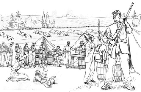 battle coloring pages coloring pages civil war coloring pages civil