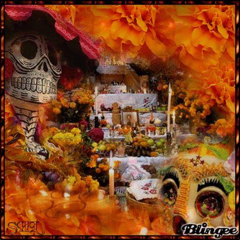 imagenes animadas de ofrendas de dia de muertos fotos animadas ofrenda quot dia de muertos quot para compartir