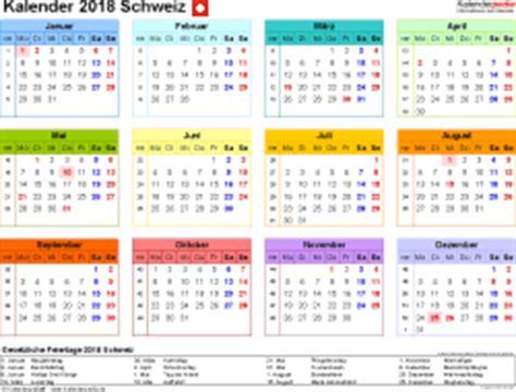 Poland Kalendar 2018 Kalender 2018 Schweiz Excel 28 Images Kalender 2017