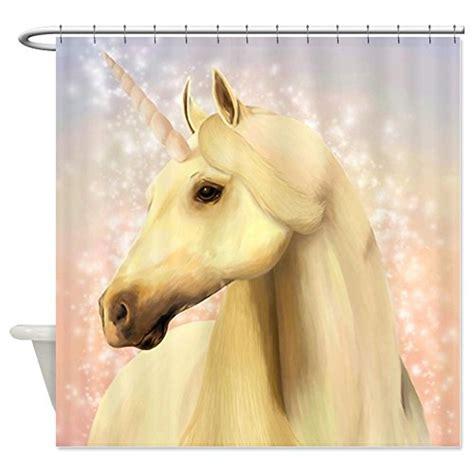 unicorn curtains unicorn shower curtains are magical