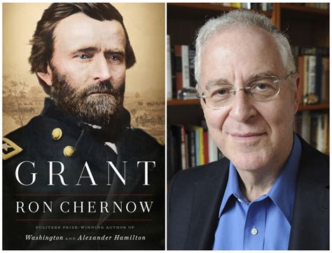 george washington biography ron chernow historian takes on myths on grant the columbian