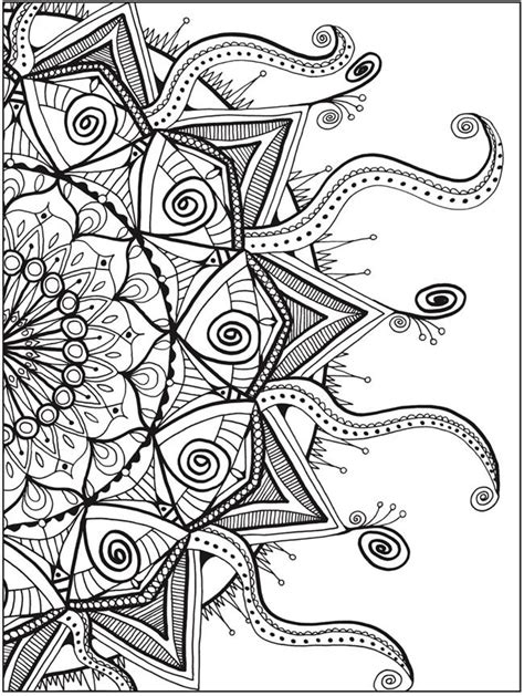 free full page coloring pages flower gianfreda net