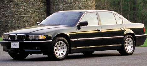 1996 bmw 7 series information and photos momentcar bmw 7 series 1996 reviews prices ratings with various photos