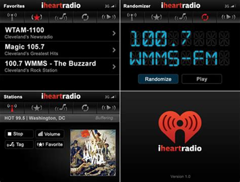 iheartradio app android free image gallery iheartradio app