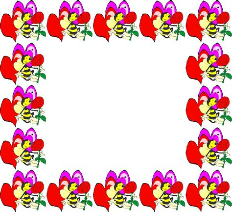 Free Clipart Borders february clipart borders clipart best clipart best