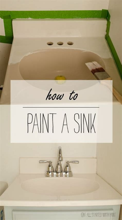 how to paint a bathroom sink how to paint a sink bathroom sinks sinks and paint