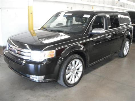Ford FLEX Limited, 2010, used for sale