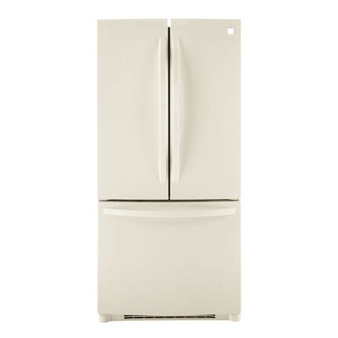 Kenmore Elite Refrigerator Manual French Door - kenmore french door refrigerator 21 9 cu ft 72002
