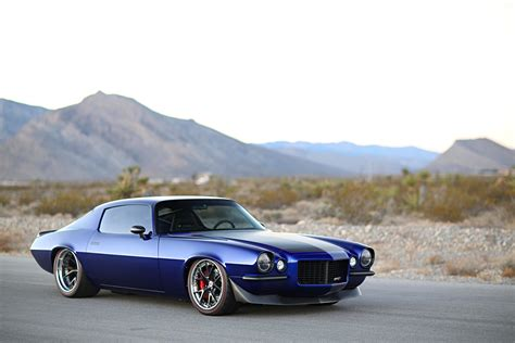 71 camaro pictures a zr1 inspired 1971 camaro built to drive rod network