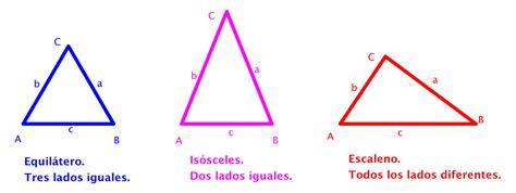 figuras geometricas y sus lados tri 225 ngulos