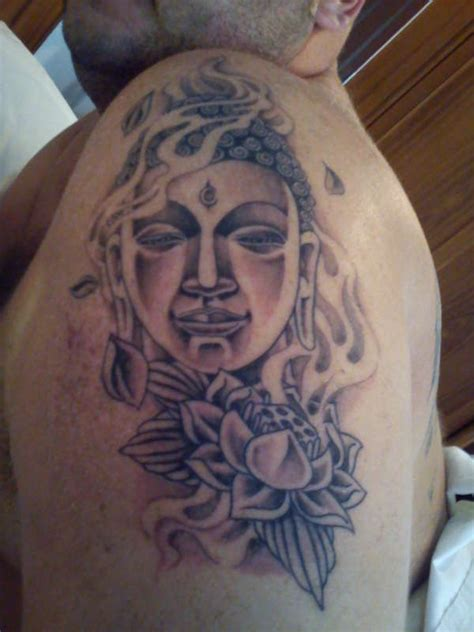 buddha tattoos and designs page 11