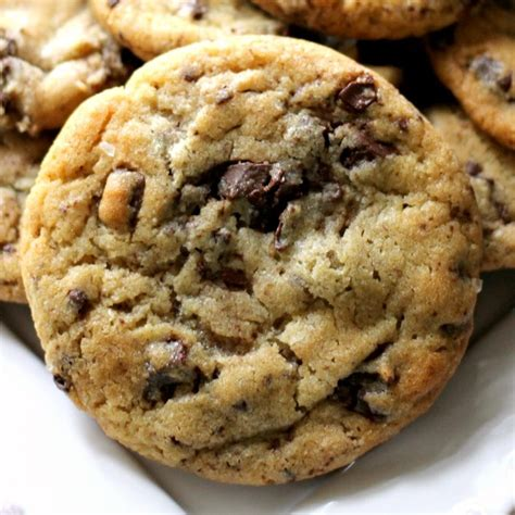 best chocolate chip cookie recipe ny times best chocolate chip cookies 187 persnickety plates