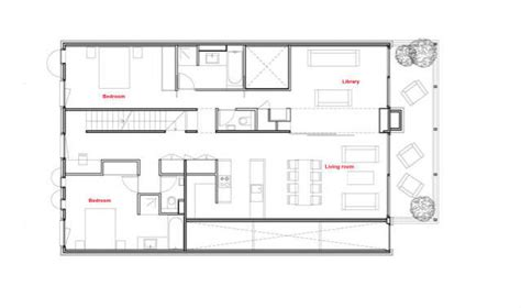 sustainable floor plans gallery of eco sustainable house djuric tardio