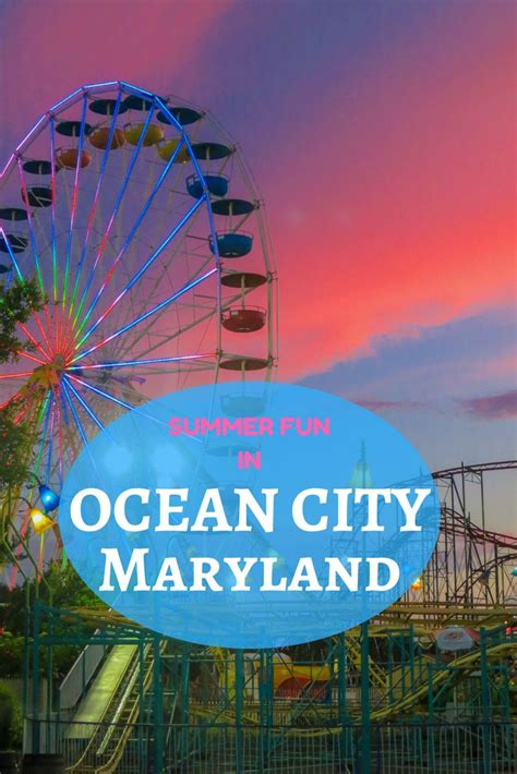 things to do in ocean city maryland ocean city events 201 best images about fun things to do in ocean city md