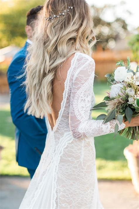 Wedding Hairstyles For Hair Boho by 25 Best Ideas About Bohemian Wedding Hair On