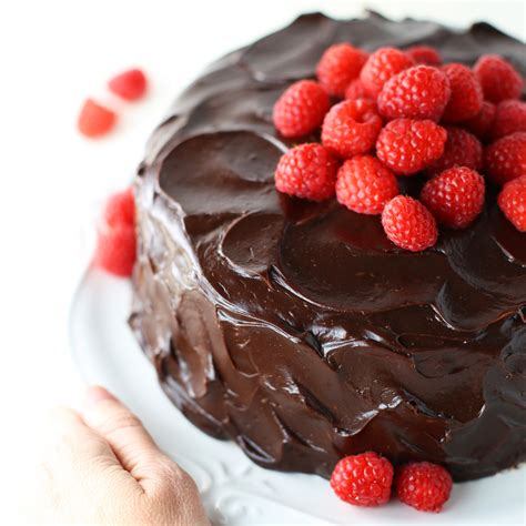 chocolate raspberry chocolate raspberry layer cake mom loves baking