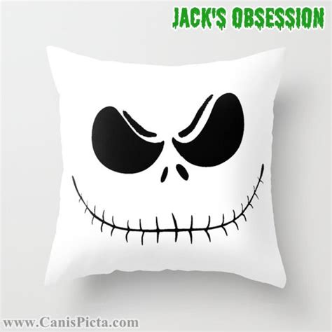 Skellington Pillow by 1 Skellington Nightmare Before Throw Pillow