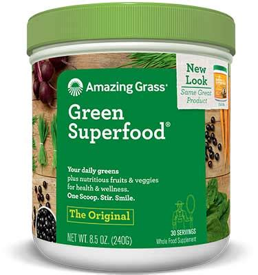 3 Green Spirulina Superfoods amazing grass organic green superfoods